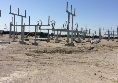 Lookout Substation Construction Project