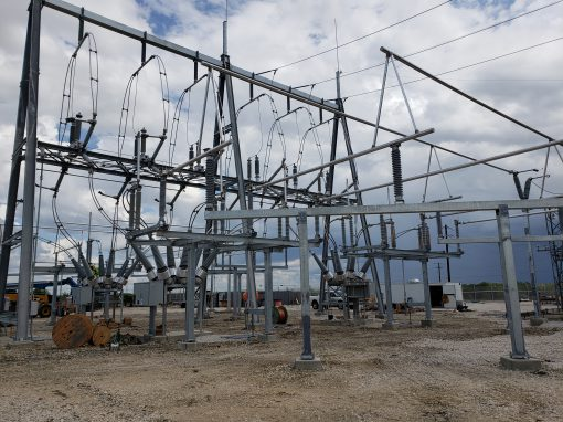 Colton Lane Substation Upgrade Project