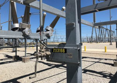 West Texas Substation Upgrade Project