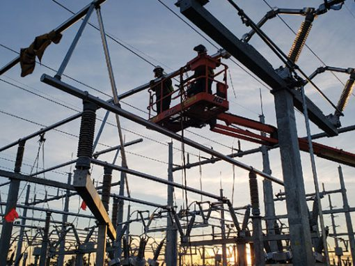 Northeast 138kV Substation Upgrade Project