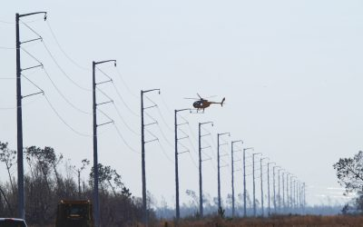 Duke Energy- Port St. Joe to Callaway 230kV Rebuild Project