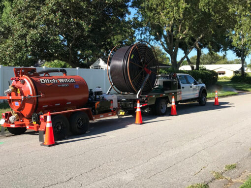 Florida Power & Light Underground Lateral Hardening